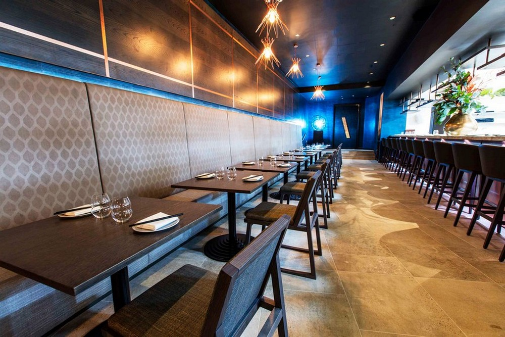 René Dekker Interiors Designed The Interiors For M Restaurant In London rené dekker René Dekker Interiors Designed The Interiors For M Restaurant In London Ren   Dekker Design Designed The Interiors For M Restaurant In London
