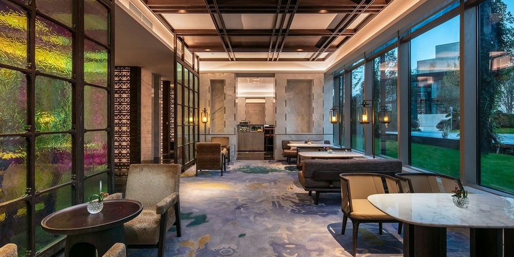 The Anandi Hotel and Spa Was Designed By Hirsch Bedner Associates Firm