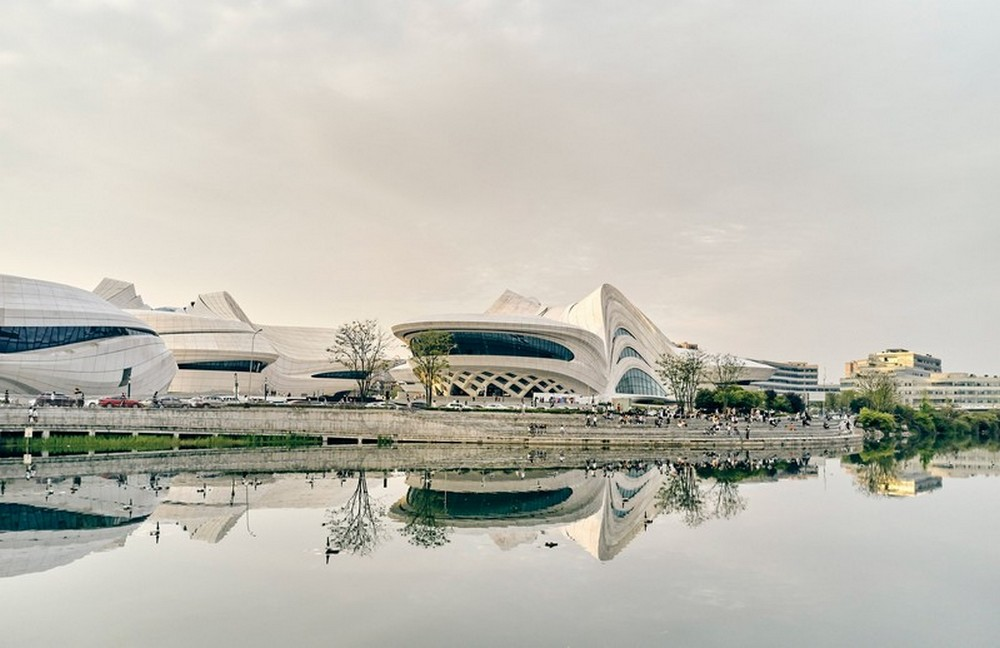 Zaha Hadid Architects Created The New Chinese Cultural Center zaha hadid architects Zaha Hadid Architects Created The New Chinese Cultural Center Zaha Hadid Architects Created The New Chinese Cultural Center 4
