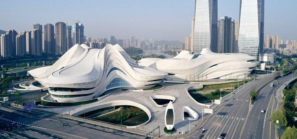 Zaha Hadid Architects Created The New Chinese Cultural Center zaha hadid architects Zaha Hadid Architects Created The New Chinese Cultural Center Zaha Hadid Architects Created The New Chinese Cultural Center capa 1000x470