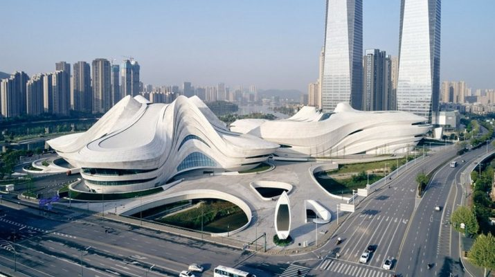 zaha hadid architects Zaha Hadid Architects Created The New Chinese Cultural Center Zaha Hadid Architects Created The New Chinese Cultural Center capa 715x400