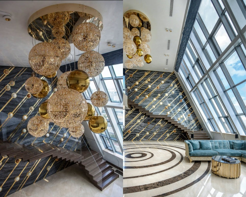 luxury penthouse project The Luxury Penthouse Project Of Your Dreams Is Located In Moscow The Luxury Penthouse Project Of Your Dreams Is Located In Moscow 3