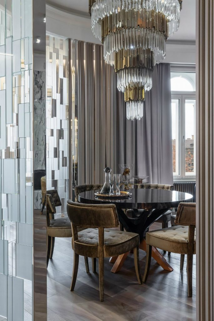 luxury design apartment This Luxury Design Apartment Is Located In The Center Of Budapest This Luxury Design Apartment Is Located In The Center Of Budapest 5
