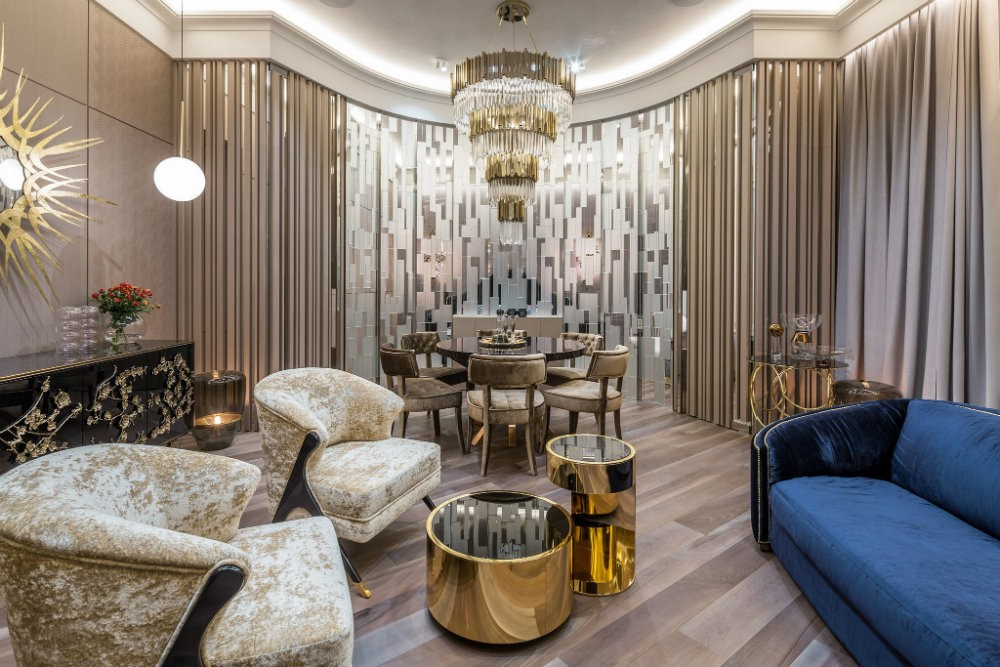This Luxury Design Apartment Is Located In The Center Of Budapest