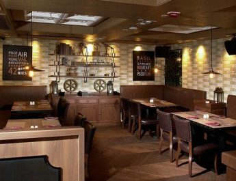 Be Inspired By J. Candice Interior Architects Restaurant Interiors