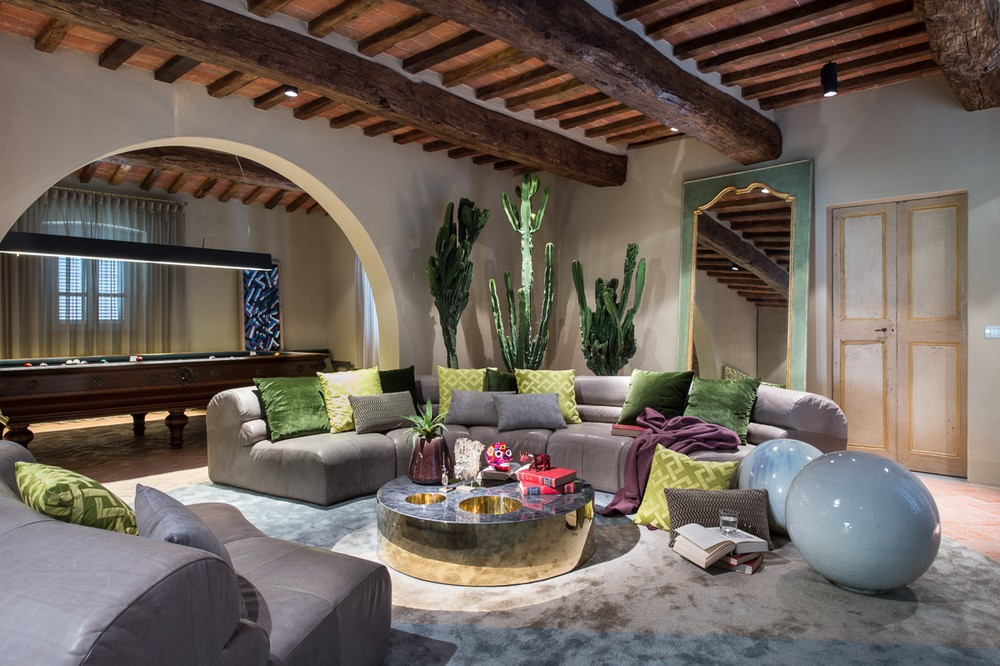 Inside A Rustic Residential Project In Tuscany By Emanuele Svetti