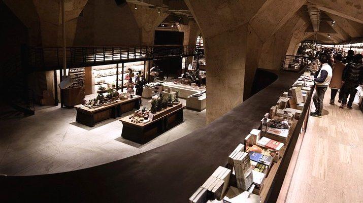 Inside The Chengdu Fangsuo Bookstore Project By Chu Chih-Kang