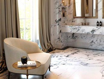 Luxury Bathroom Design Inspirations By London's Brady Williams Studio