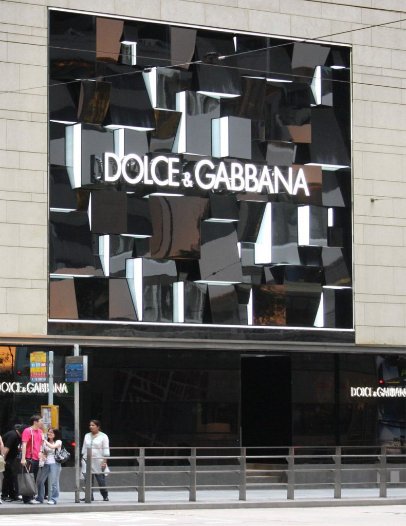 Piuarch Architecture Studio Designed Projects For Dolce & Gabbana piuarch Piuarch Architecture Studio Designed Projects For Dolce & Gabbana Piuarch Architecture Studio Designed Projects For Dolce Gabbana 2