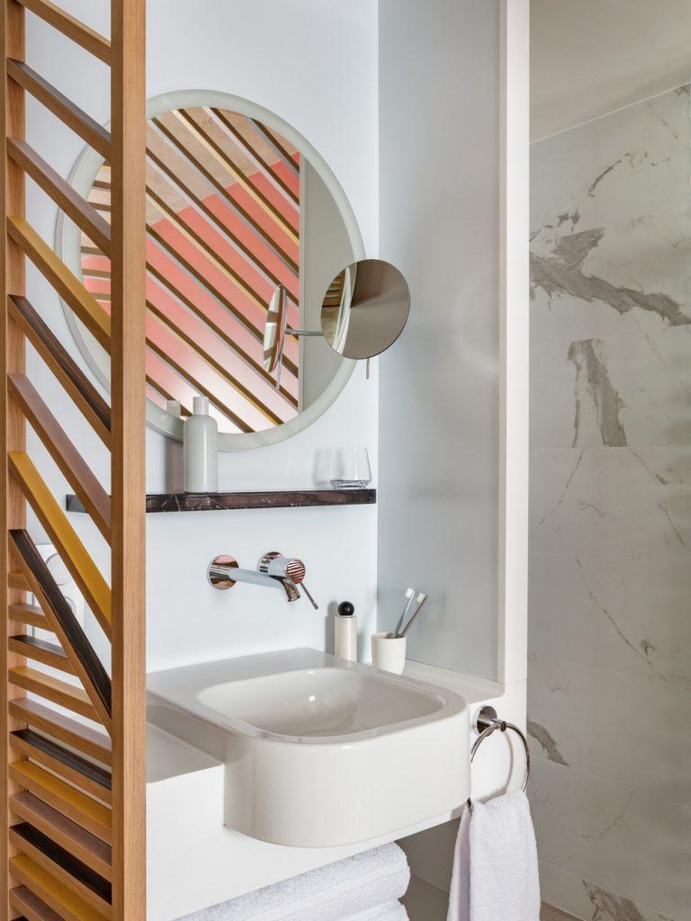 Studio Catoir Designed The Okko Hotels' Trendy Bedroom Suites In Paris