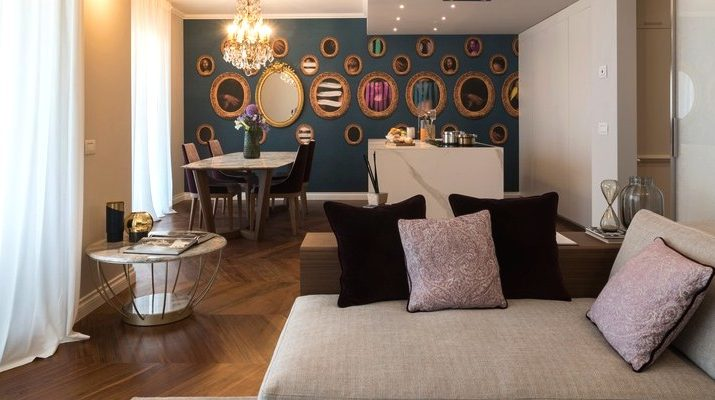 Be Inspired By Andrea Castrignano's Top Interior Design Projects