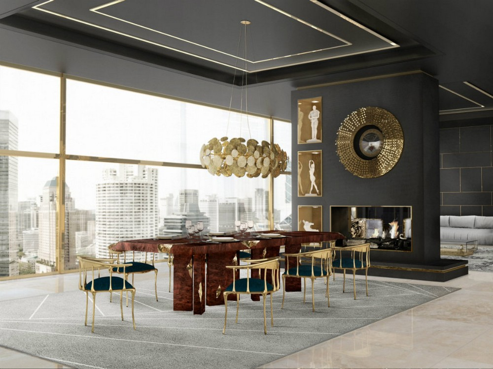 Interior Design Trends - How To Choose The Perfect Dining Table Design? interior design trends Interior Design Trends – How To Choose The Perfect Dining Table Design? Interior Design Trends How To Choose The Perfect Dining Table Design 3