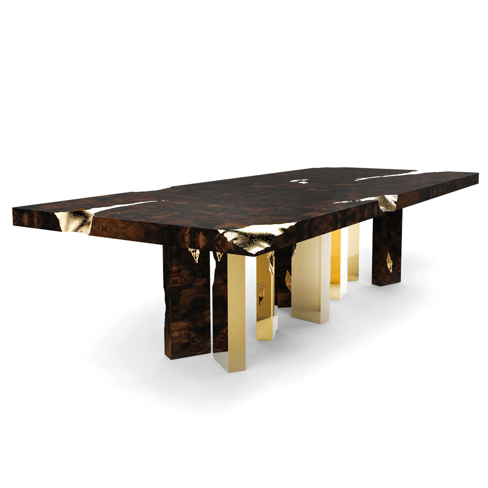 Interior Design Trends - How To Choose The Perfect Dining Table Design? interior design trends Interior Design Trends – How To Choose The Perfect Dining Table Design? Interior Design Trends How To Choose The Perfect Dining Table Design 4