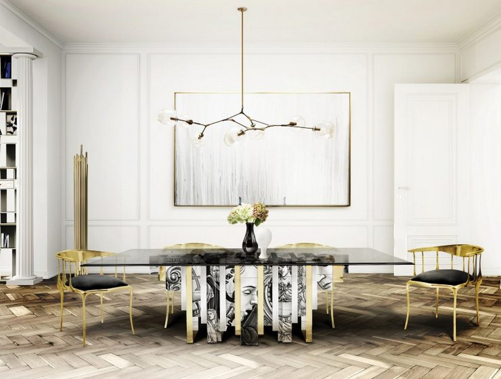 Interior Design Trends - How To Choose The Perfect Dining Table Design? interior design trends Interior Design Trends – How To Choose The Perfect Dining Table Design? Interior Design Trends How To Choose The Perfect Dining Table Design 5