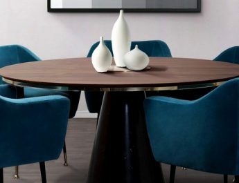 Interior Design Trends - How To Choose The Perfect Dining Table Design? interior design trends Interior Design Trends – How To Choose The Perfect Dining Table Design? Interior Design Trends How To Choose The Perfect Dining Table Design capa 345x265