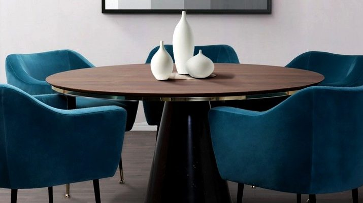 Interior Design Trends - How To Choose The Perfect Dining Table Design? interior design trends Interior Design Trends – How To Choose The Perfect Dining Table Design? Interior Design Trends How To Choose The Perfect Dining Table Design capa 715x400