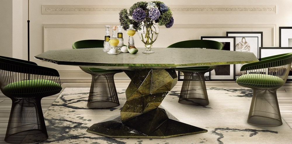 Interior Design Trends - How To Choose The Perfect Dining Table Design? interior design trends Interior Design Trends – How To Choose The Perfect Dining Table Design? Interior Design Trends How To Choose The Perfect Dining Table Design
