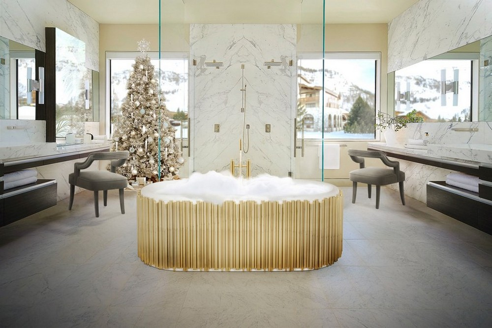 Holiday Inspirations To Design The Perfect Luxury Bathroom Project   Holiday Inspirations To Design The Perfect Luxury Bathroom Project 3