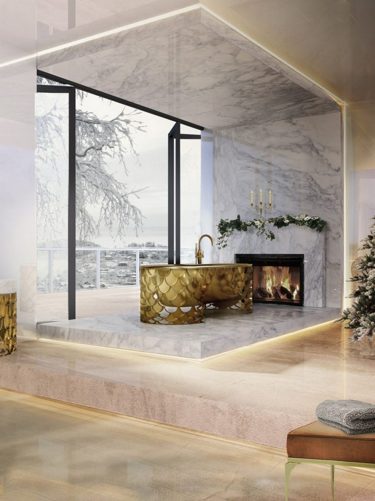Holiday Inspirations To Design The Perfect Luxury Bathroom Project luxury bathroom Holiday Inspirations To Design The Perfect Luxury Bathroom Project Holiday Inspirations To Design The Perfect Luxury Bathroom Project 4 766x1024