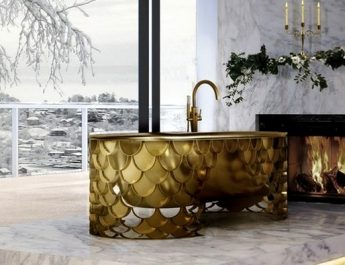 Holiday Inspirations To Design The Perfect Luxury Bathroom Project