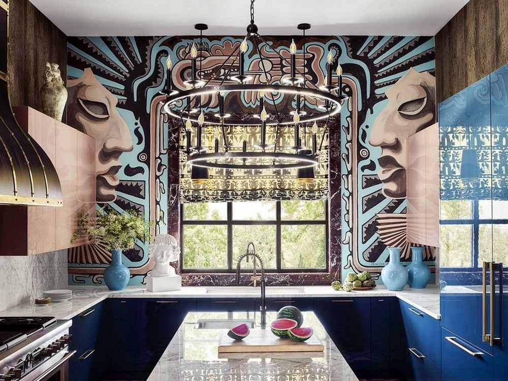Michelle Nussbaumer Gives You The Ultimate Maximalist Kitchen Ideas michelle nussbaumer Michelle Nussbaumer Gives You The Ultimate Maximalist Kitchen Ideas Michelle Nussbaumer Gives You The Ultimate Maximalist Kitchen Ideas 5