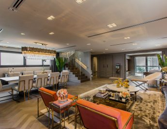 electrix design Luxury & Amazing Design Project by Electrix Design A One of A Kind S  o Paulo Penthouse by Electrix Design 1 345x265