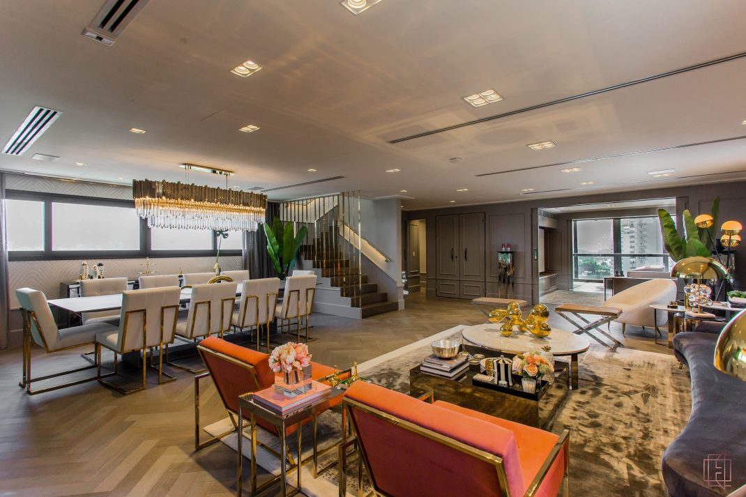 Luxury & Amazing Design Project by Electrix Design electrix design Luxury & Amazing Design Project by Electrix Design A One of A Kind S  o Paulo Penthouse by Electrix Design 1 scaled