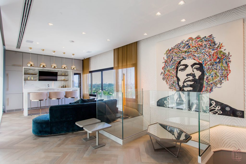 Luxury & Amazing Design Project by Electrix Design electrix design Luxury & Amazing Design Project by Electrix Design A One of A Kind S  o Paulo Penthouse by Electrix Design 4 1024x683