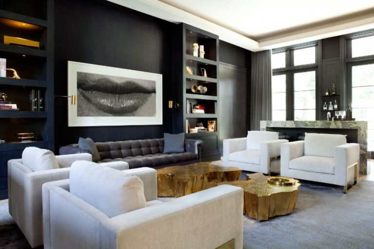 contemporary Amazing Contemporary Design Projects by Top Designers Inspiring Living Room Trends and Projects By Top Deisgners 4