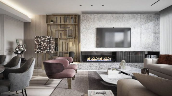 contemporary Amazing Contemporary Design Projects by Top Designers Inspiring Living Room Trends and Projects By Top Designers 8 715x400