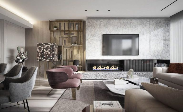 Amazing Contemporary Design Projects by Top Designers contemporary Amazing Contemporary Design Projects by Top Designers Inspiring Living Room Trends and Projects By Top Designers 8 768x470