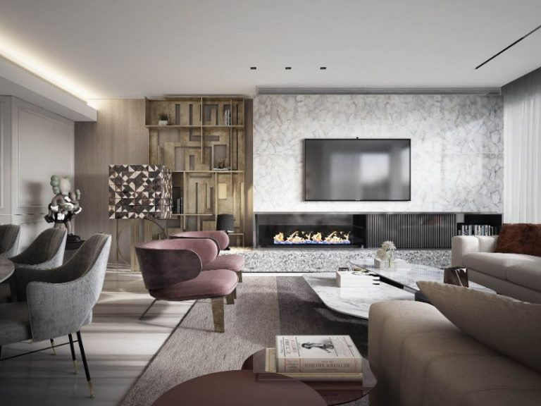 contemporary Amazing Contemporary Design Projects by Top Designers Inspiring Living Room Trends and Projects By Top Designers 8
